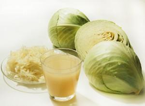 Капустный сок для похудения