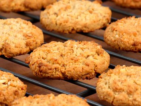 Как сделать овсяные печеньки