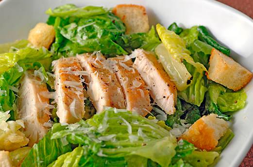 диетический салат с курицей рецепт