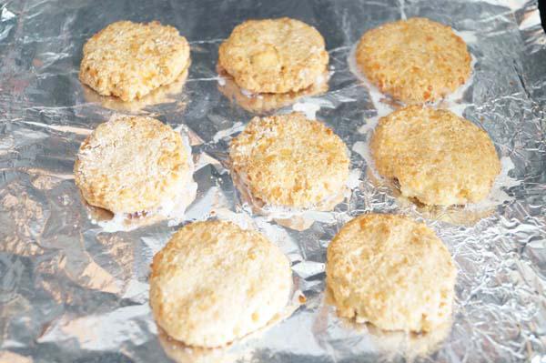 рецепт овсяного диетического печенья с творогом