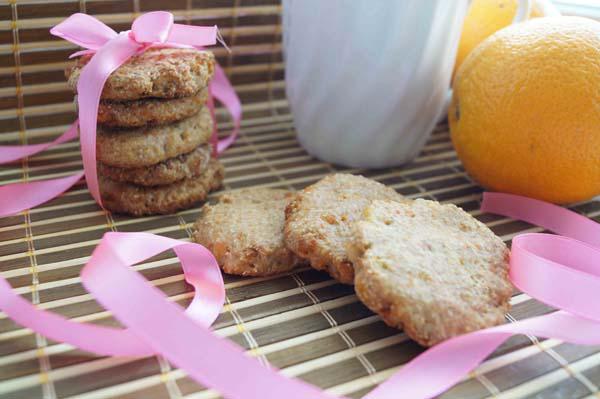 диетическое овсяное печенье с творогом