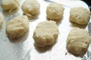 диетические капустные котлеты в духовке