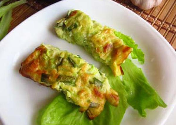 рецепт диетической запеканки из кабачков
