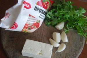 продукты для соуса