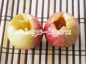 обрезать яблоки