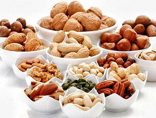 какие орехи выбрать