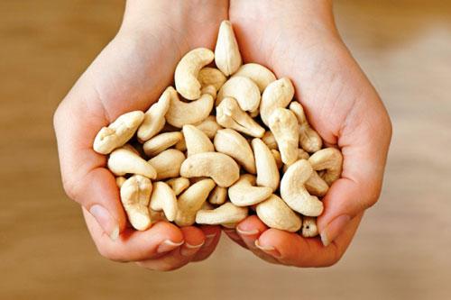 орехи при диете