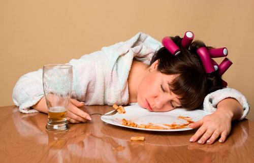 как перестать есть