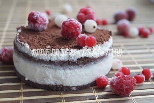 диетическое пирожное