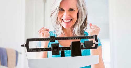 каким должен быть вес после 45