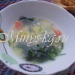 Рецепт диетического рыбного супа