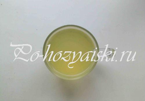 рецепт домашнего лимонада с апельсином и лимоном