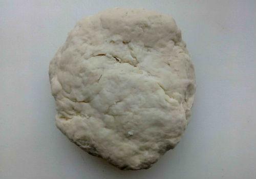 бездрожжевое тесто для пирожков