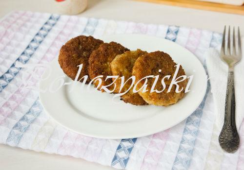 рецепт куриных котлет в панировке