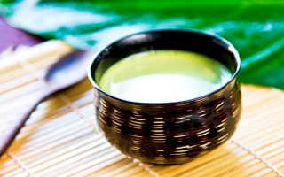 Полезно ли пить зеленый чай с молоком для похудения