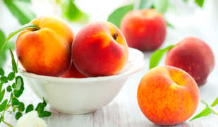 Персиковая диета поможет избавиться от лишнего веса