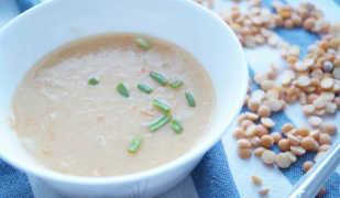 Диетический гороховый суп: очень простой рецепт