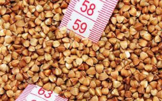 Как похудеть на гречке быстро и эффективно