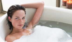 Как принимать скипидарные ванны Залманова для похудения