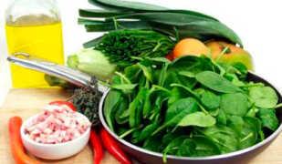 Калиевая диета: несколько вариантов меню