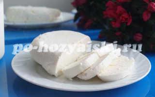 Как приготовить творожный сыр в домашних условиях
