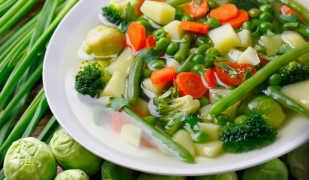 Диета на супах: польза и рецепты