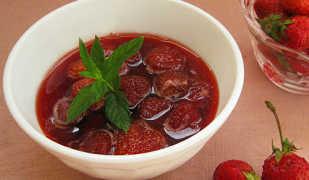 Как сварить клубничное варенье на зиму — рецепт с фото пошагово