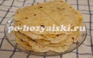 Как приготовить кыстыбый по-татарски