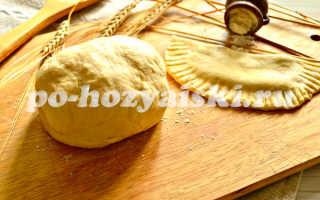 Как приготовить тесто для чебуреков на маргарине