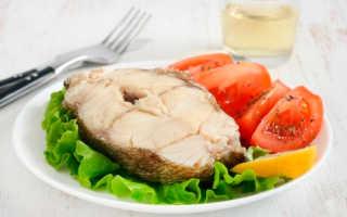 Диета на отварной рыбе для похудения