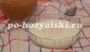 Молочный суп с вермишелью, как в детстве