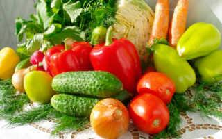 Самая полезная диета «Овощной день»