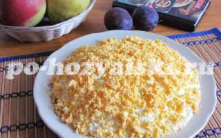 Как приготовить салат «Курица под шубой»