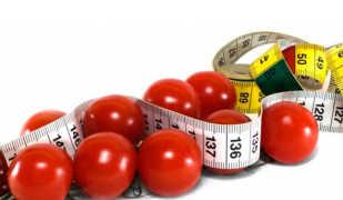 Летняя диета на помидорах