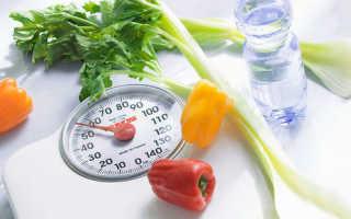 Легкая диета для быстрого похудения