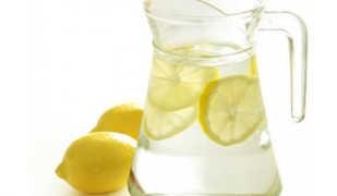 Волшебная вода с лимоном для похудения