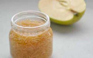 Нежная яблочная горчица в домашних условиях