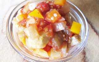 Баклажаны в томате на зиму: аппетитная заготовка