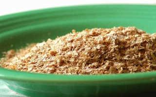 Здоровое питание или пшеничные отруби для похудения