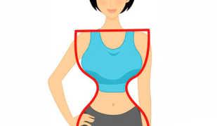 Тип фигуры «песочные часы», как похудеть?