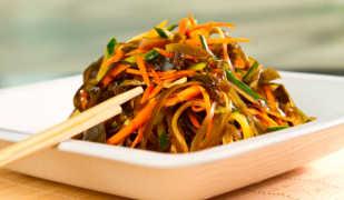 Диета на морской капусте: и вкусно, и полезно!