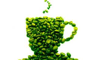 Статья в виде отзывов о зеленом кофе для похудения