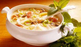 Низкокалорийные супы: польза и рецепты