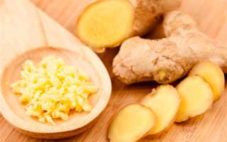 Диетические салаты с имбирем для похудения