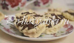 Как приготовить песочное печенье в микроволновке — рецепты с фото
