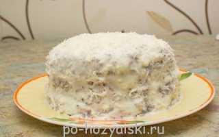Готовим торт в микроволновке быстро и вкусно