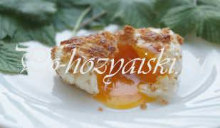 Как приготовить яйца Пашот в панировке с хрустящей корочкой