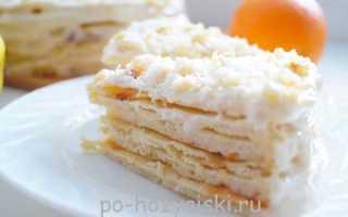 Торт сметанник: классический рецепт