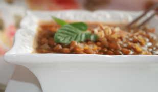 Рецепт диетического супа из чечевицы для похудения