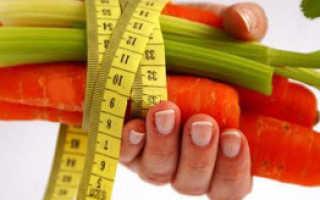 Детокс диета или быстро снизить вес до 9 кг